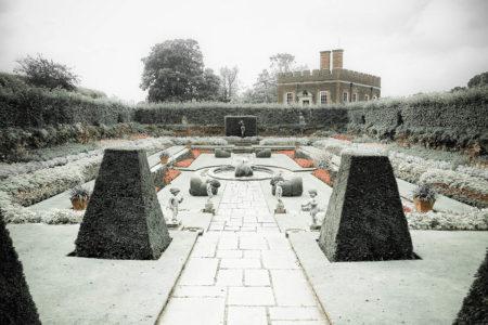 The Pond Gardens by Simon Hadleigh-Sparks