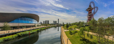 Queen Elizabeth Olympic Park by Simon Hadleigh-Sparks