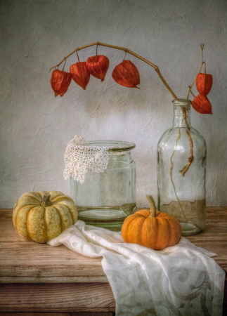 Autumn Fruits by Mandy Disher