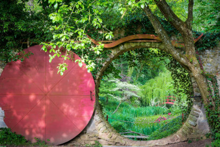 The Moon Gate by Annie Green-Armytage
