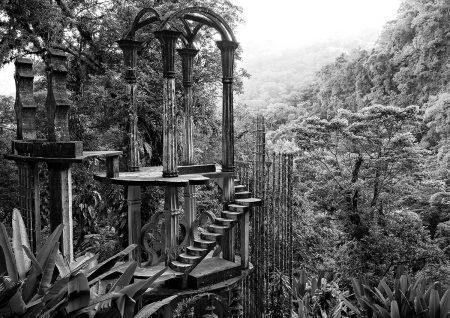 The Surrealist Garden of Edward James by Daniel Mosquin