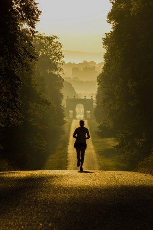 Summer Running by Shaun Argent
