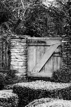 Behind the Garden Gate by Heather Edwards