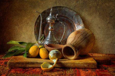 Turkish Lemons by Rob Dougall
