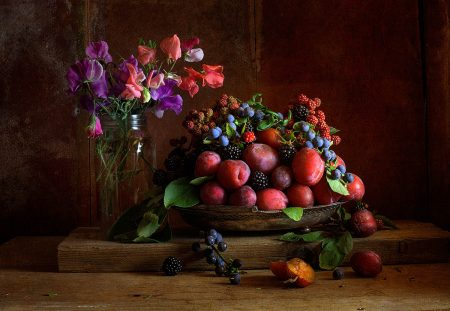 England's Summer Bounty by Rob Dougall