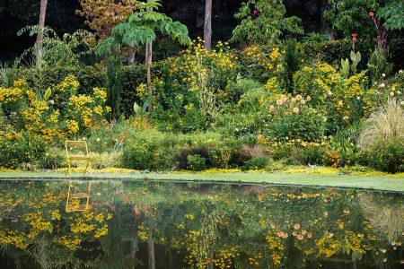 Garden of Iñigo Segurola & Juan Iriarte by Claire Takacs