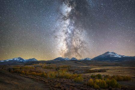 Stars over Conway by Brandon Yoshizawa