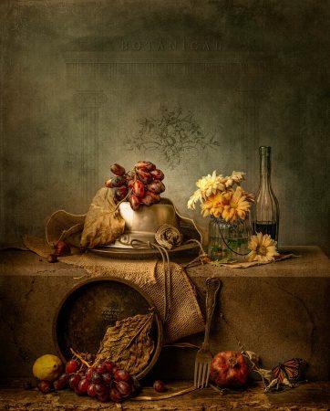 Botanical by Simon Schollum