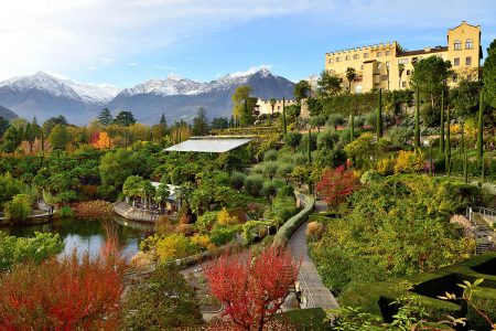 Autumn in the Gardens by Albert Ceolan