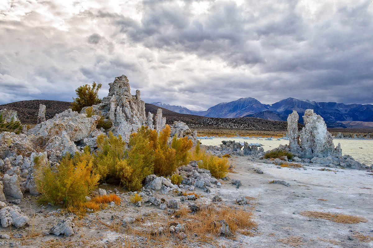 Tufa Towers by Jean Li