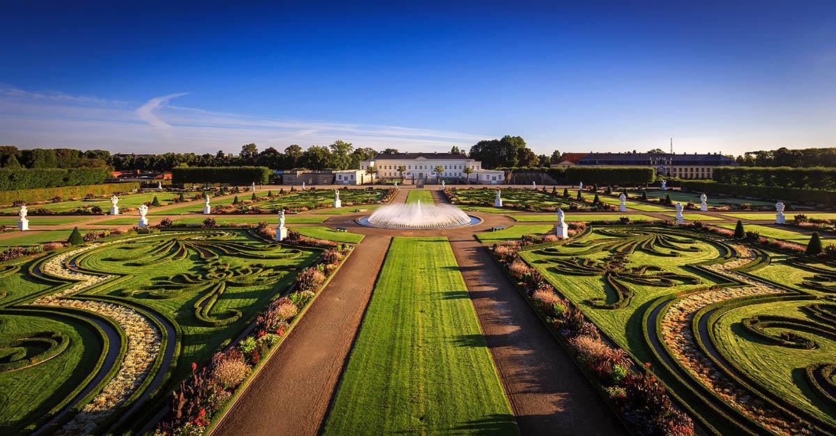 The Beauty of Herrenhausen Gardens