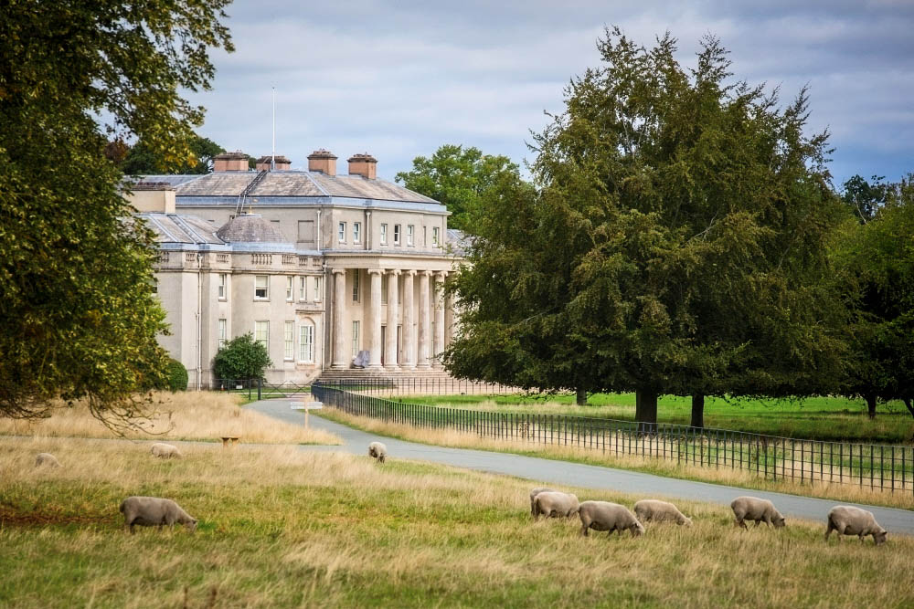 NT Shugborough Estate