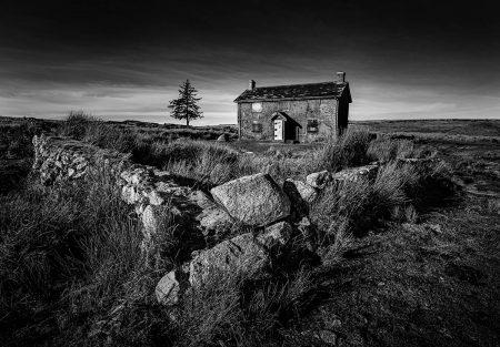 Nun's Cross Farm by Timothy Burgess