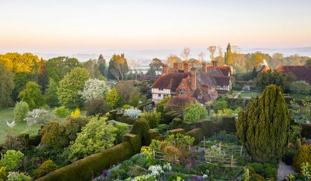 Great Dixter Sunrise by Claire Takacs