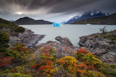 The Spreading of Autumn by Andrea Pozzi