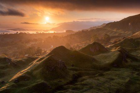 Dawn Rising by Drew Buckley