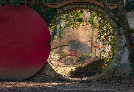 Moon Gate by Ulrike Adam
