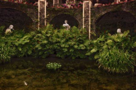 Giardino dell'Isola Bella I by Jonathan Evans