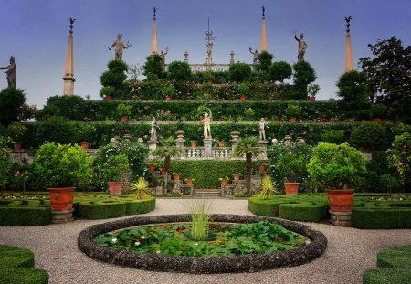 Giardino dell'Isola Bella II by Jonathan Evans