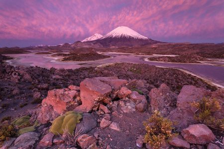 Pink Eruption by Alessandro Gruzza