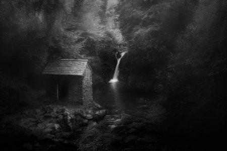 Rydal Falls by Timothy Burgess