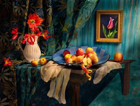 On Canvas by Cristina Wanjura