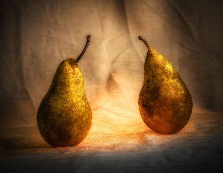 Like a Pear with a Pear by Piotr Grochala
